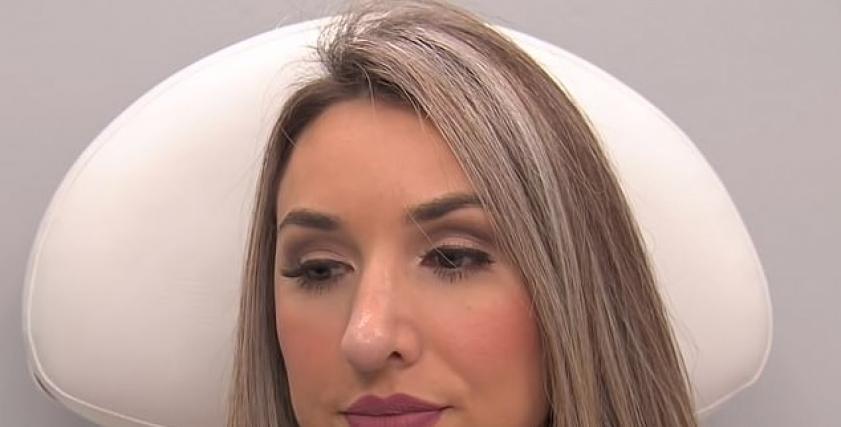 بالفيديو.. سيدة أمريكية تتفاجأ بنمو أنفها بعد إجراء جراحة تجميلية لتصغيرها