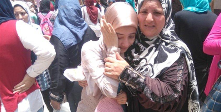 شعور الأمهات قبل اعلان اسماء اوائل الثانوية العامة