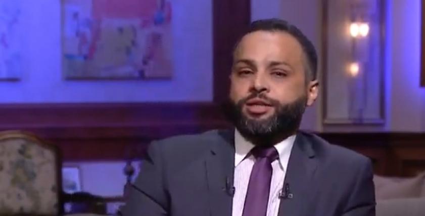 طارق الجارحي، المتحدث باسم حملة تمرد ضد قانون الاسرة