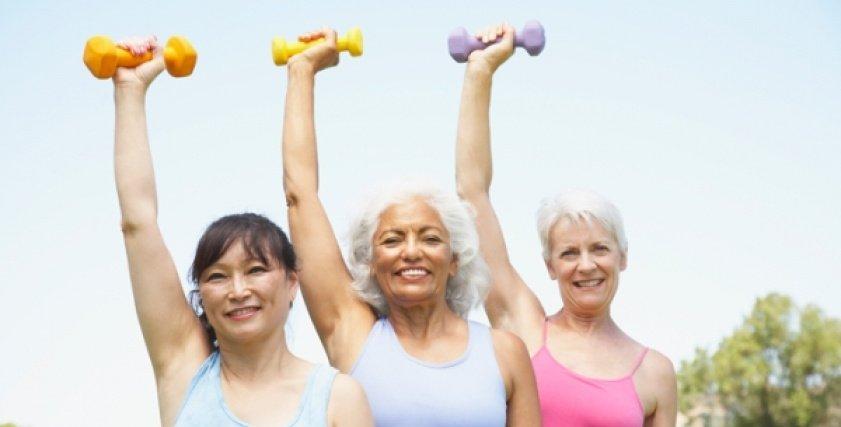 صعود السلم والجري والمشي يساعدان في الحماية من هشاشة العظام