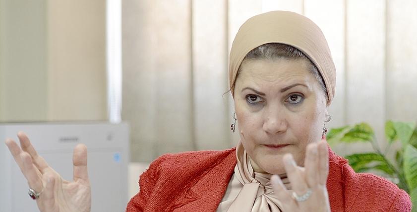الدكتورة سحر السنباطي
