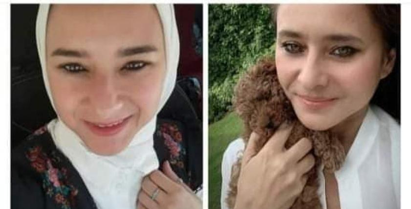 داليا العربى شبيهة الفنانة نيللي كريم