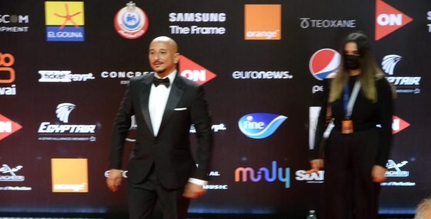إطلالات النجوم في حفل افتتاح مهرجان الجونة السينمائي