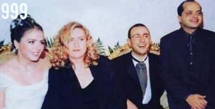 حمد السقا يستعيد ذكرى زفافه مع هنيدي