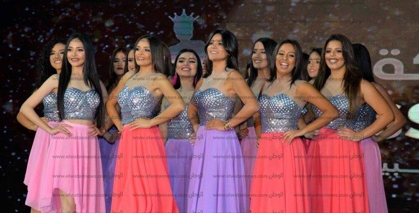 هن بالصور إطلالات متسابقات ملكة جمال مصر 2018
