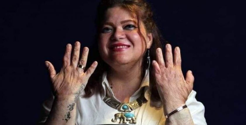 هند البنا من مصابي الحروق