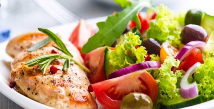 الطعام الصحي وعلاقته بالاكتئاب