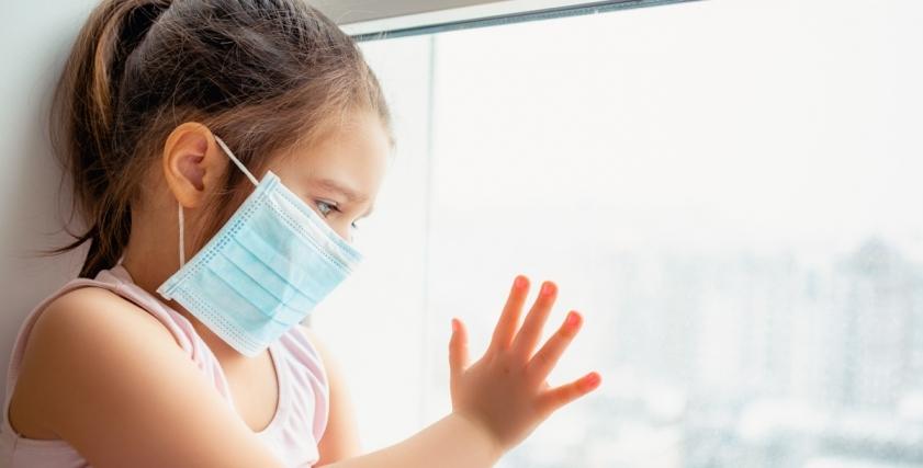 أعراض الموجة الثالثة من الكورونا على الأطفال