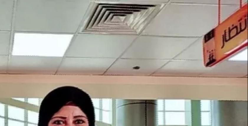 إيمان حسن سالم ممرضة