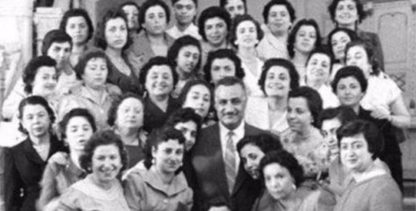 الرئيس جمال عبدالناصر