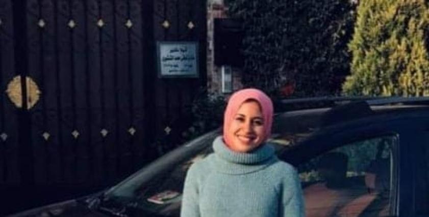 فتاة المعادي مريم محمد
