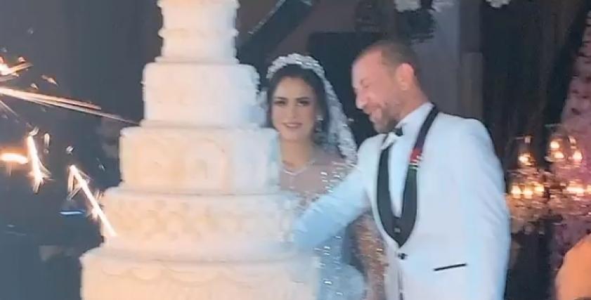 حفل زفاف الفنانة ريم هلال