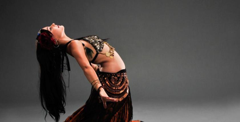 رقص شرقي