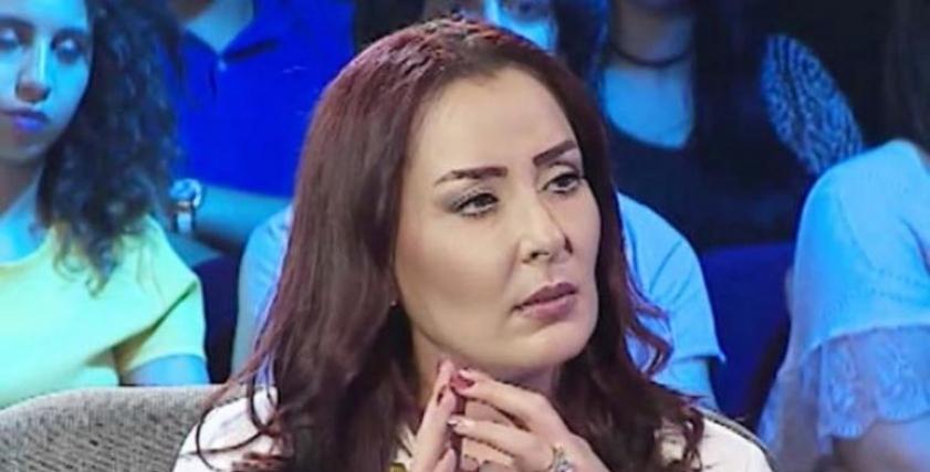 المذيعة التونسية عربية حمادي