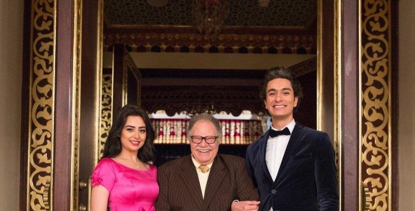 قصة زواج هبة مجدي ومحمد محسن