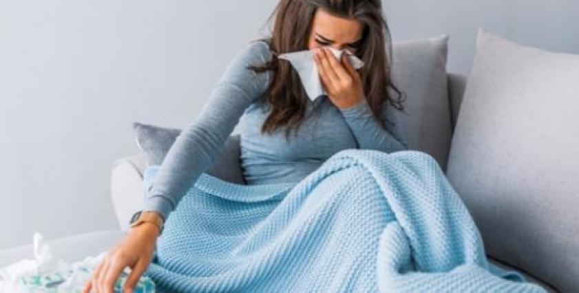 نزلات البرد من أعراض فيروس كورونا