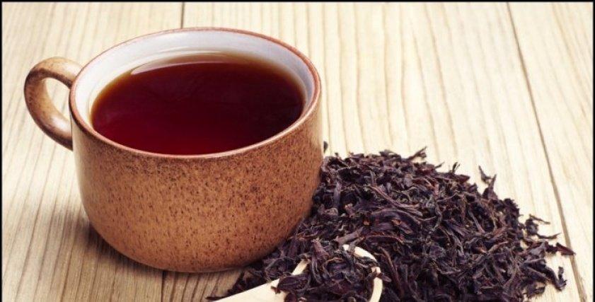 تناول مشروب الشاي