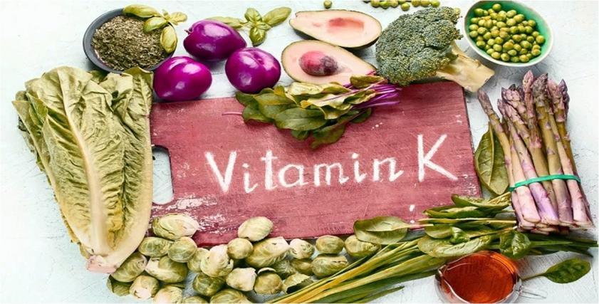 مصادر فيتامين K