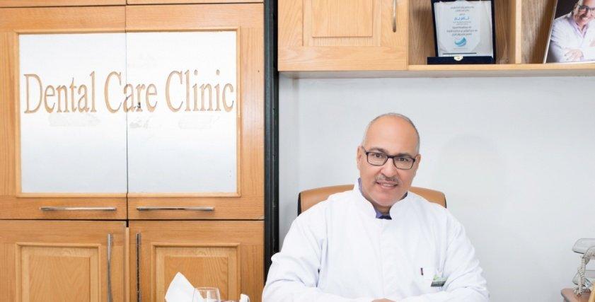 الدكتور تامر بدر، خبير تقويم وتجميل الأسنان