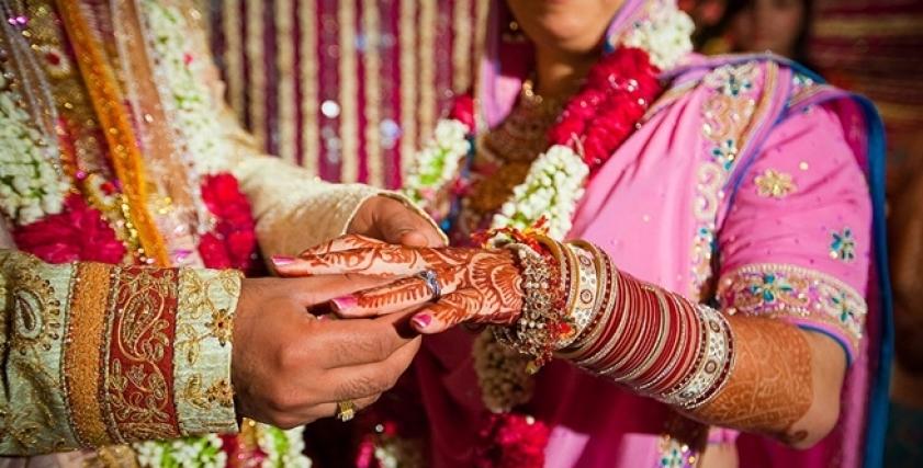 أغرب طقوس الزفاف في العالم