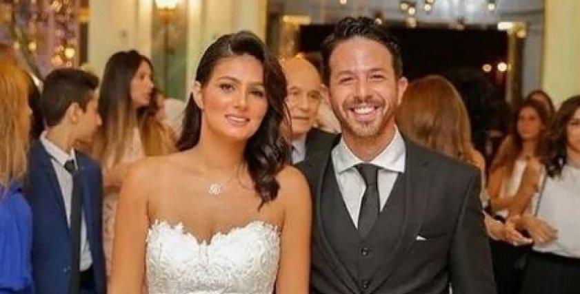 عمر الشناوي وزوجته