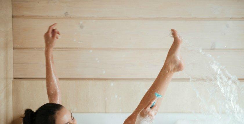 الخطوات الصحيحة للاستحمام بشكل جيد