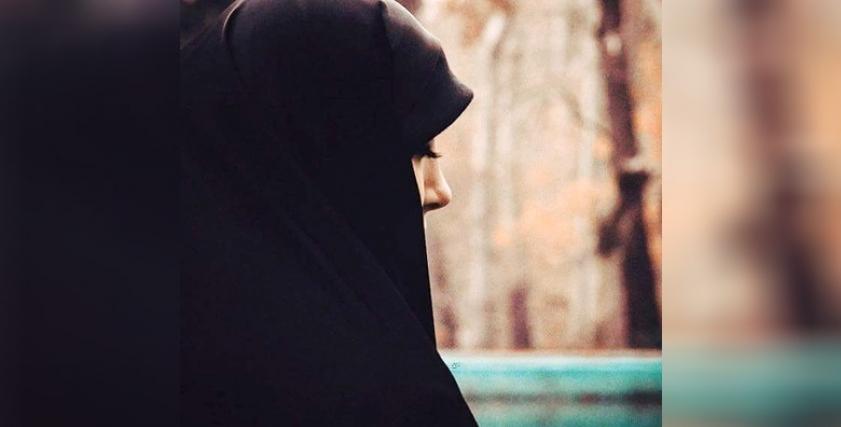 حداد الزوجة بعد وفاة زوجها