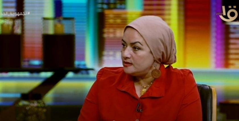 الدكتورة آمال عبدالمولى