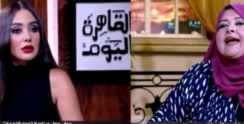 منى أبوشنب وبثينة توكل