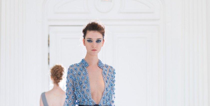 فساتين لموسم خريف وشتاء 2019 لـ مصمم الأزياء اللبناني داني أطرش