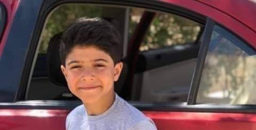 الطفل محمد حسين