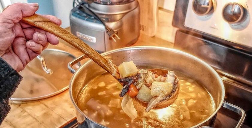 طرق صحية لطهى الطعام للوقاية من كورونا
