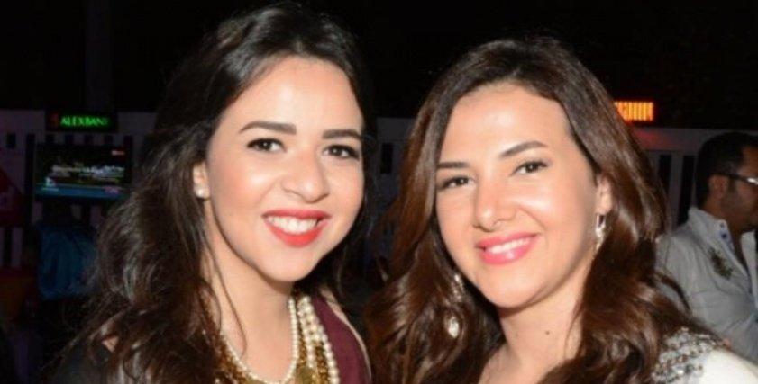 رسالة مؤثرة من إيمي سمير غانم لشقيقتها دنيا: