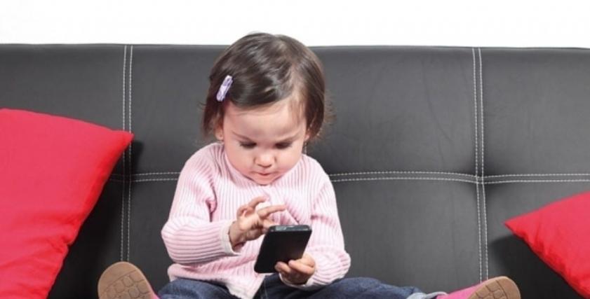 الأطفال والأجهزة الكهربائية