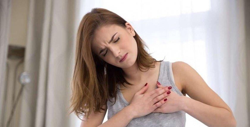 اعراض النوبات القلبية