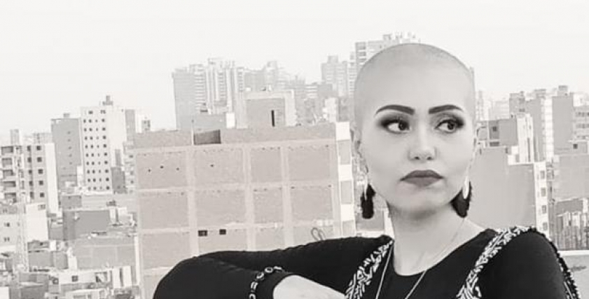 محاربة السرطان إيمان أحمد