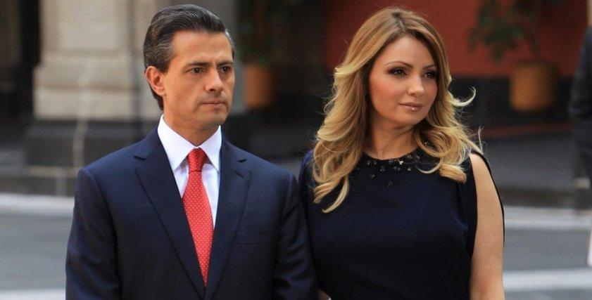 أنجليكا ريفيرا وإنريكي بينيا نييتو