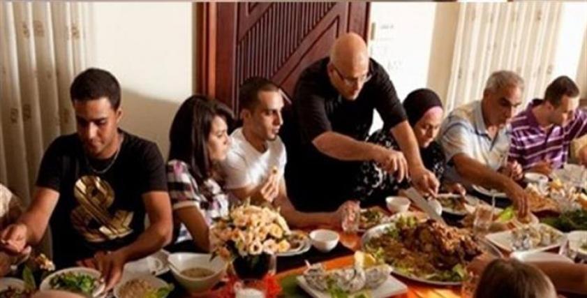 التجمعات العائلية في رمضان