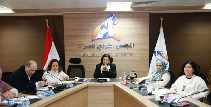 المجلس القومي للمرأة