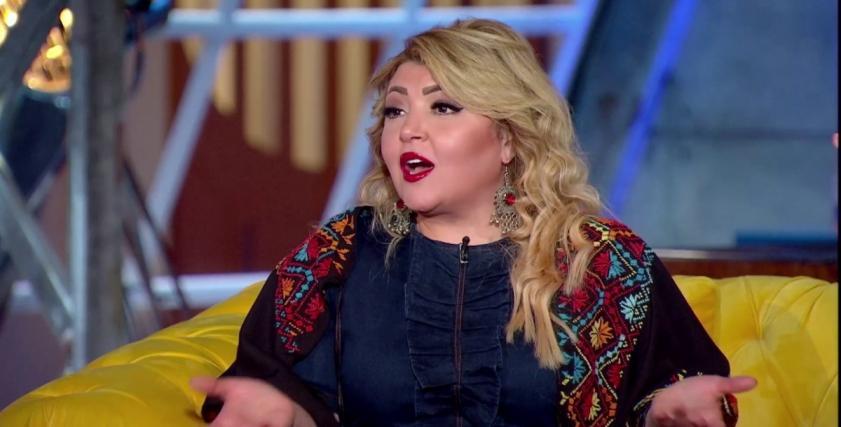 أزمة الفنانة مها أحمد الأخيرة