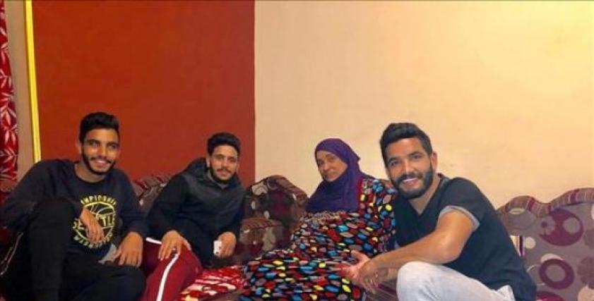 والدة صالح وعبدالله جمعة