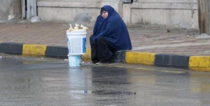 سيدة المطر