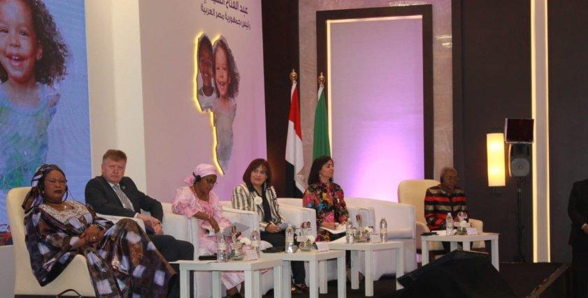 صور  انطلاق فعاليات المؤتمر الإقليمي للقضاء على زواج الأطفال وختان الإناث