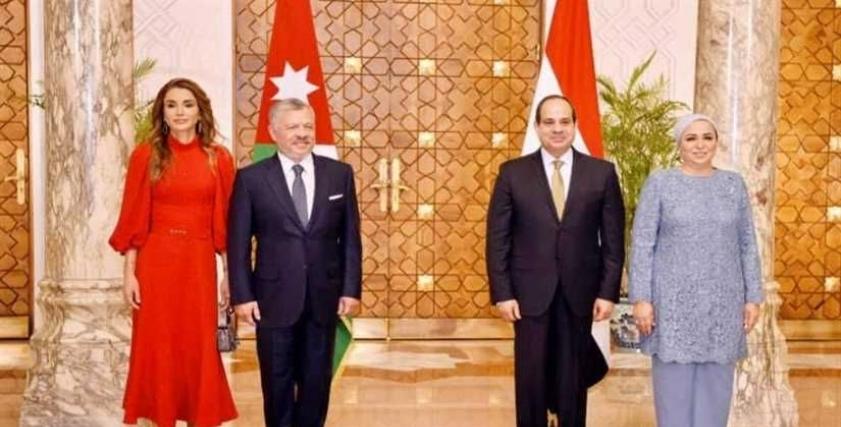 معلومات عن الملكة رانيا