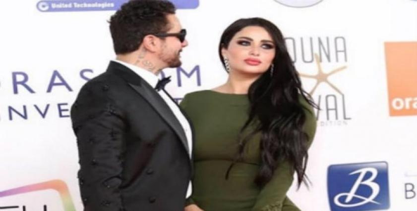 ندى الكامل زوجة أحمد الفيشاوي