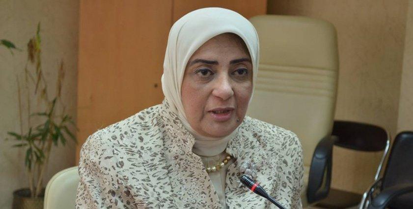 الدكتورة مايسة شوقي، نائب وزير الصحة للسكان سابقا
