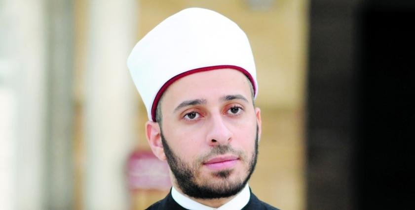 الشيخ أسامة الأزهري