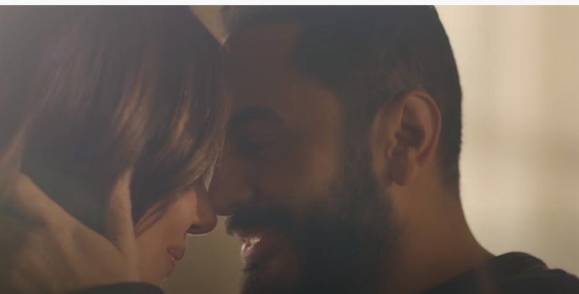 حلا شيحة وتامر حسني