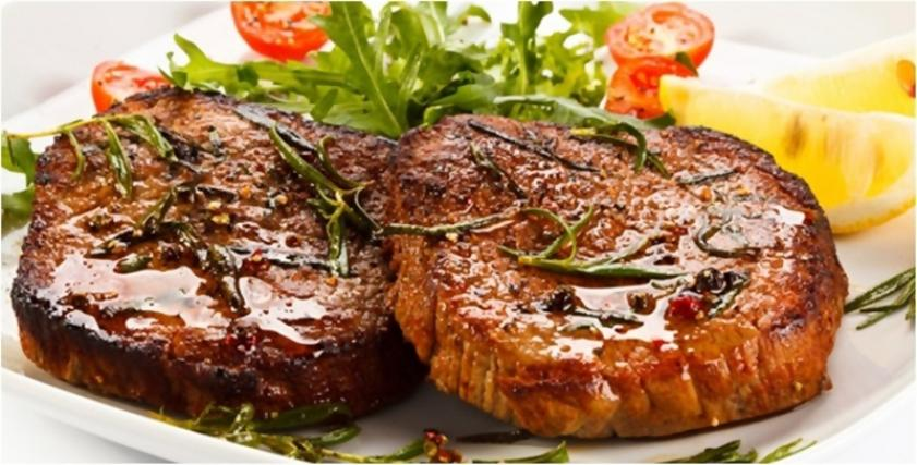 طريقة عمل اللحم والخضروات