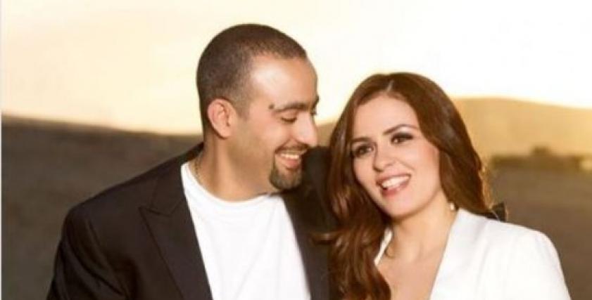أحمد السقا وزوجته